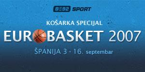 Eurobasket 2007 na B92