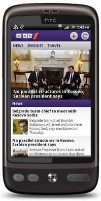 Android aplikacija