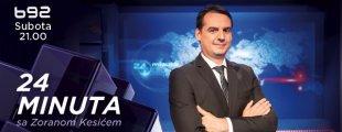 24 minuta sa Zoranom Kesi�em